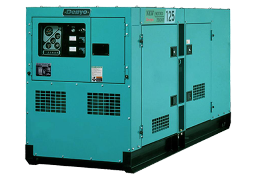 Diesel Generator Welcome To Denyo Aggour Denyo In